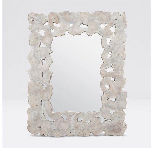 Pieter Teak Mirror Driftwood Mirror Mirror Wall Accessories