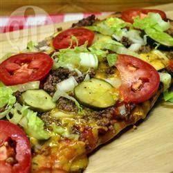 Pizza cheeseburger @ qc.allrecipes.ca