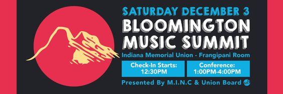 Bloomington Music Summit:
