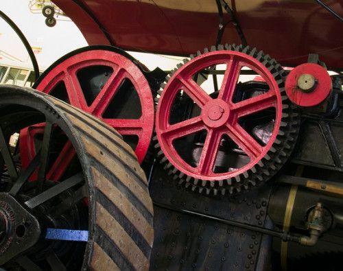 Childrens programs steampunk, meccano and lego