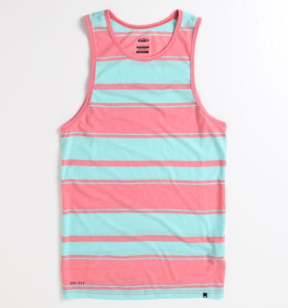 Dry fit blend tank top- want