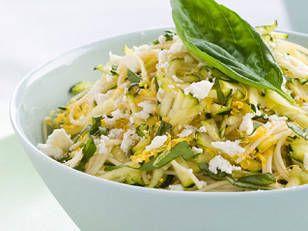 Zucchini & Ricotta Pasta recipe - Practical Parenting Magazine - Yahoo!7 Lifestyle