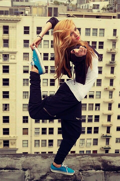 Chachi gonzales~~ really young and really talented! she's part of a dance crew called i.Am.Me check them out! they were on ABDC
