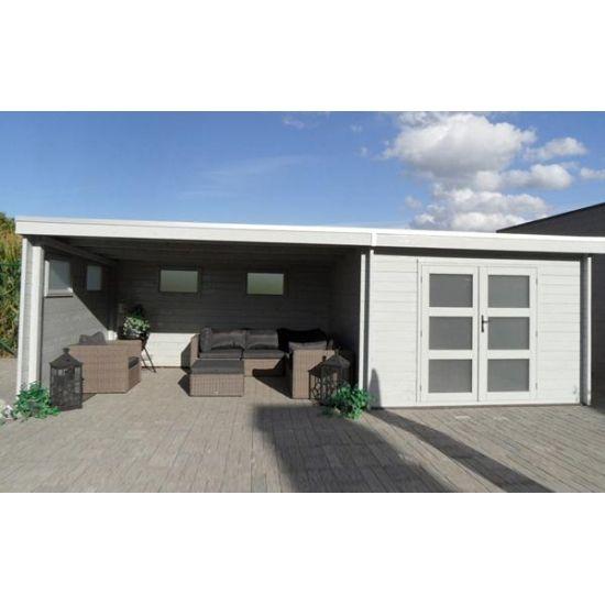 Id e et style cabane pavillon bungalow jardin piscine am nagement maison jardin pinterest - Deco stijl chalet ...