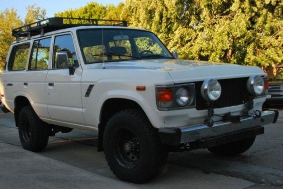 1986 Toyota Land Cruiser FJ60 Chevrolet V8 Conversion