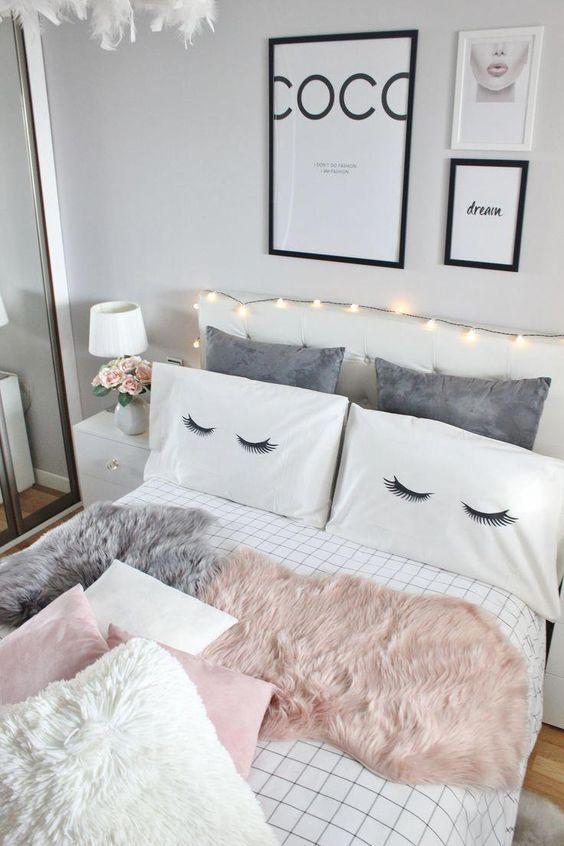 Bed Bedroom Decoration Small Bedroom Rest Area Decoration Style Home Decoration Design Ideas Warm Bedroom C