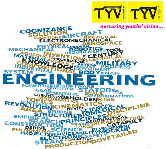 """""""SO you want to be an Engineer"""" --- By Suad Alhalwachi, Director- Education Zone  http://www.theyoungvision.com/so-you-want-to-be-an-engineer/"""