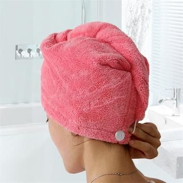Type: Hair Towel Shape: Roll Style: Plain Weight: 88g Pattern Type: Solid Set Type: NO Material: Microfiber Fabric Pattern: Plain Dyed Model Number: U0755 Absorption: 15s-20s Disposable: No Feature: Quick-Dry Technics: Knitted Size: 25x65cm