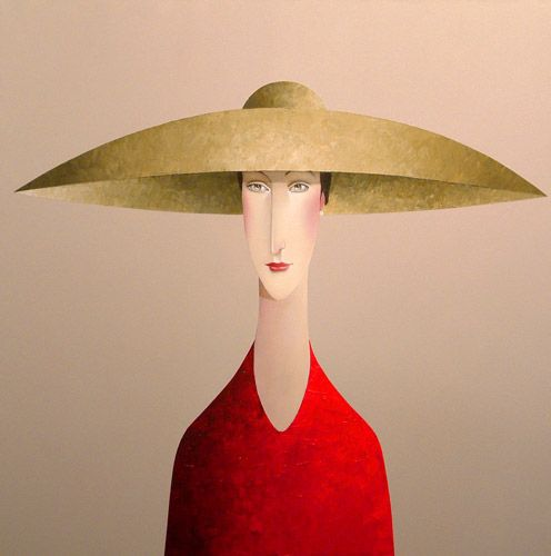 Cream Hat, by Danny McBride: