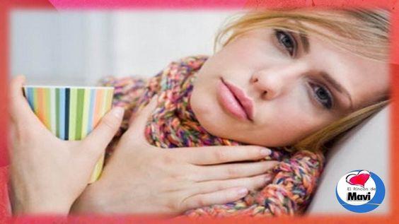 Remedios caseros para la faringitis - Como tratar el dolor de garganta n...