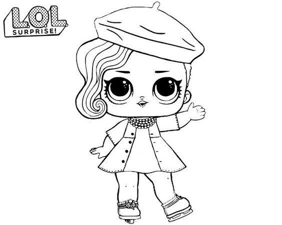 Lol Bebek Boyama Sayfalari En Guzel Lol Bebek Boyamalari In 2020 Lol Dolls Coloring Books Coloring Pages