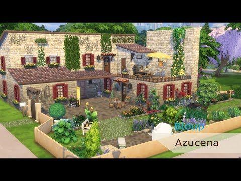 Sims 4 Maison Casa House Ancienne Pierre Sims 4 Maison Sims Maison Sims