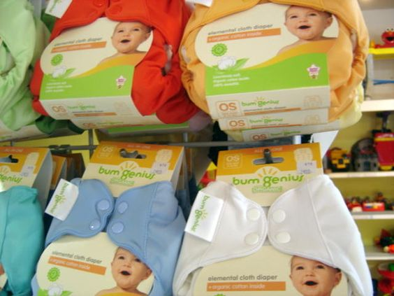 Elemental AIO Organic Diapers buy 5 for $ 95, save $ 30!