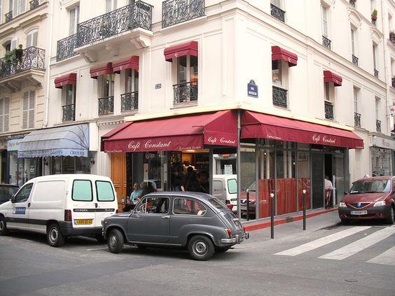 Or Paris...