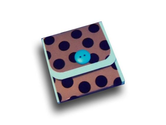 Covered Post It Note Pad