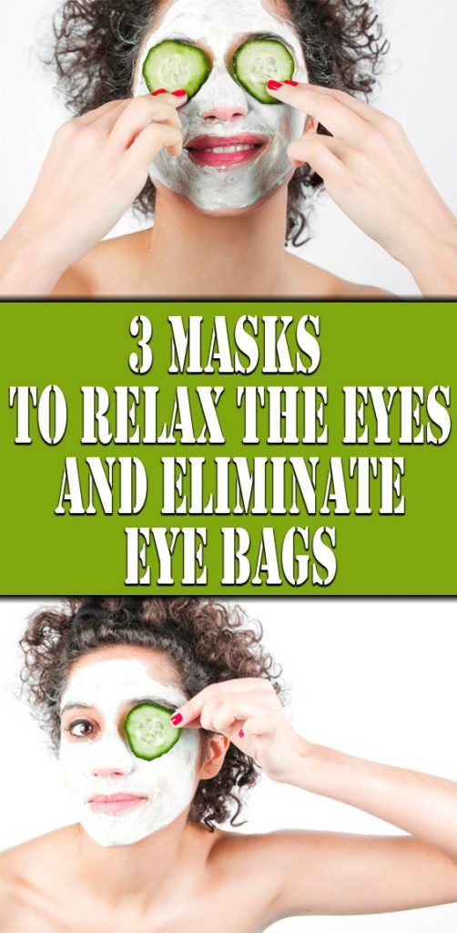Important data that you must take into consideration if you wish to eliminate eye bags....