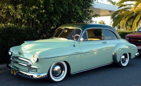 1950 Chevrolet Wiring Diagram Chevrolet Chevy Chevrolet Sedan
