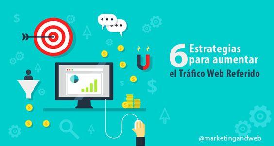 Cómo aumentar el Tráfico Web Referido en más de 30.000 visitas al mes http://blgs.co/8nfa1I