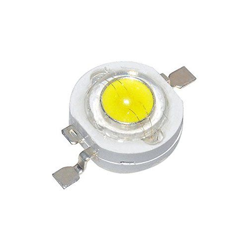 Generic Se186 1 Watt Led Light Bulb Emitting Diode 50 Pcs White In 2020 High Power Led Lights Led Diodes Power Led