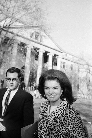 Jacqueline Kennedy Onassis - Page 47 - the Fashion Spot