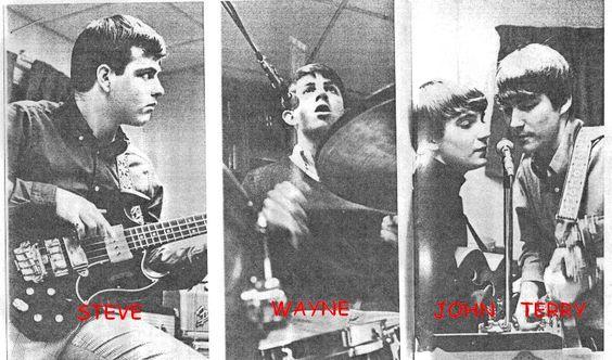 60's indiana band szene: Sounds Unlimited - Indianapolis
