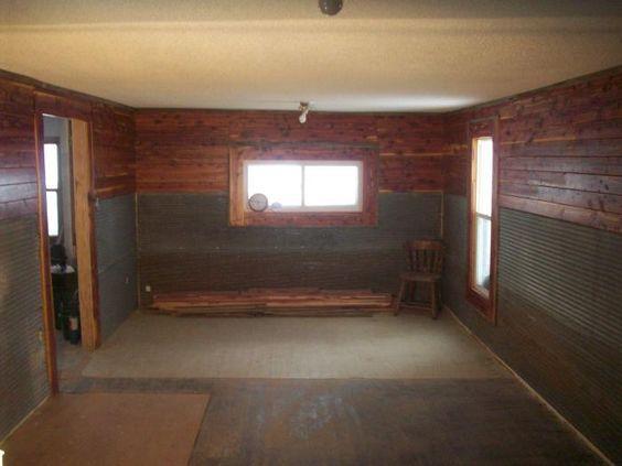 Corrugated metal for interior walls corrugated - Using corrugated metal for interior walls ...