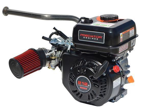 212cc Predator Performance Stage 1 Racing Engine Go Kart Performance Racing Go Kart Engines