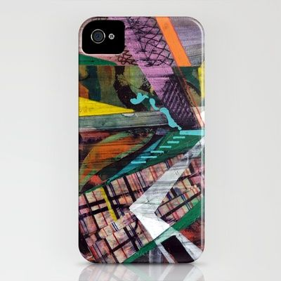 Lightning  by Mikaela Rydin  IPHONE CASE / IPHONE (4S, 4)  $35.00