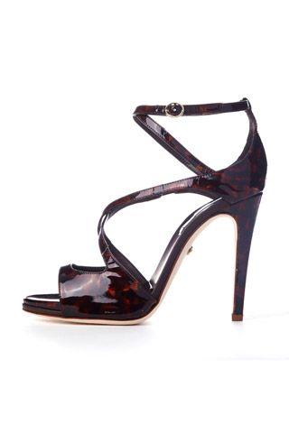 Diane von Furstenberg spring 2014 shoes