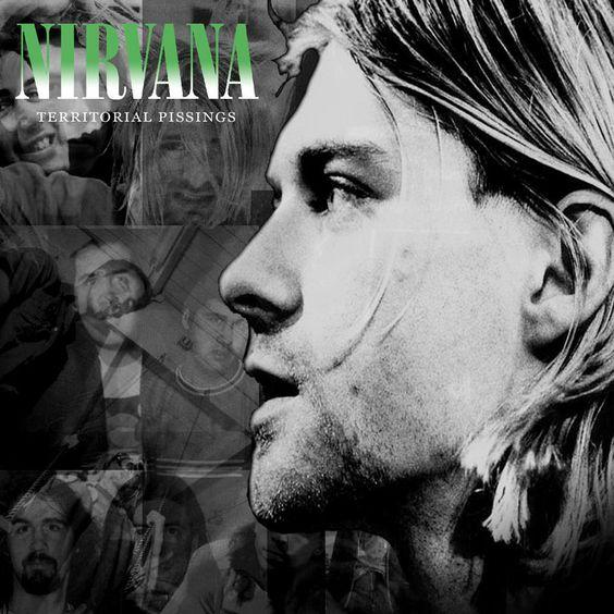 Nirvana – Territorial Pissings (single cover art)
