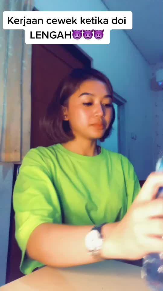 Maria Tambunanseptiana On Tiktok Alasan Kenapa Cewek Pergi Pas Lagi Sayang Sayang Nya