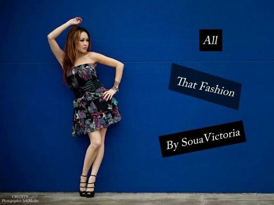 Welcome to my next big Goal. Fashion Blogging!!! My goal is to inspire others to not be afraid of stepping out of their comfort zone. Fashion is a way of expressing yourself.  AllThatFashion.com Coming Soon