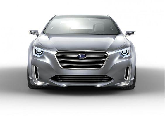 Subaru Legacy Concept 2015