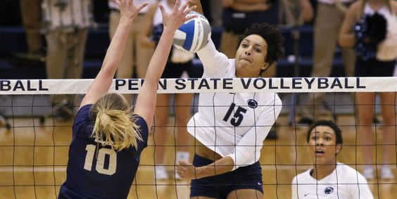 Washington Tabbed Avca National Player Of The Week Coaching Volleyball Volleyball News Big Ten
