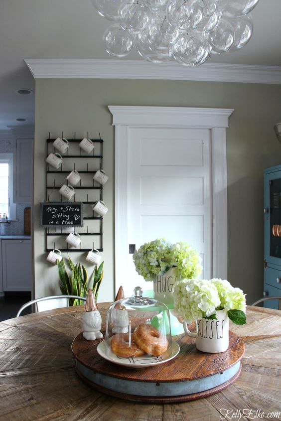 The Dining Room | House to Your Home Board and batton ...