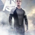 Catching Fire Quarter Quell Posters Featuring Katniss and Peeta