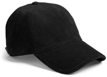 Rag & Bone Marilyn Suede Baseball Cap - When you're not quite ready for a toque or beanie but have transitioned into fall. This Rag & Bone suede cap is perfect for when dry shampoo simply isn't strong enough.