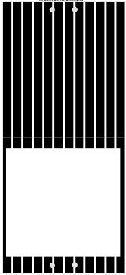 LARGE PRINTABLE SET- Listras Preto e Branco – Kit Completo com molduras para convites, rótulos para guloseimas, lembrancinhas e imagens! | Fazendo a Nossa Festa