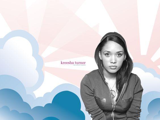 Kreesha Turner - Wallpaper