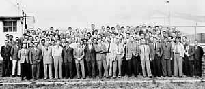 Operation Paperclip was the Office of Strategic Services (OSS) program used to recruit the scientists of Nazi Germany for employment by the United States in the aftermath of World War II (1939–45). It was conducted by the Joint Intelligence Objectives Agency (JIOA), and in the context of the burgeoning Soviet–American Cold War (1945–91); one purpose of Operation Paperclip was to deny German scientific knowledge and expertise to the USSR and the UK  and to (divided) Germany itself.