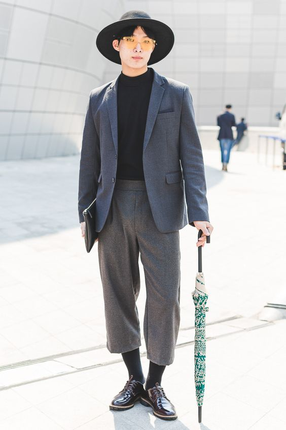Seoul Fashion Week Street Style Korean Fashion Street Style Pinterest Street Style