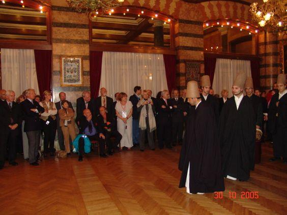 Estambul - Baile de los Derviches