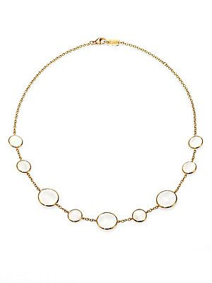 IPPOLITA Polished Rock Candy Mother-of-Pearl