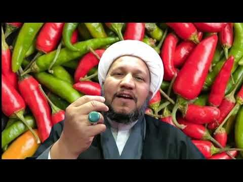 فوائد الفلفل الحار سبحان الله Youtube Stuffed Peppers Vegetables Food