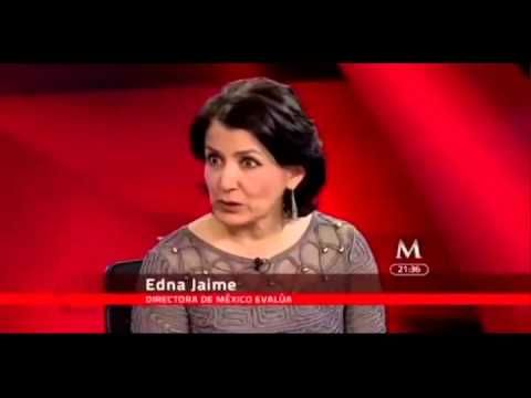 Edna Jaime sobre Ley Anticorrupción