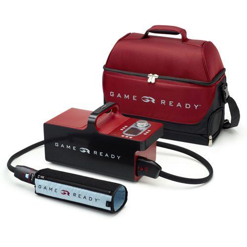 Game Ready Grpro 2 1 Cold Compression Therapy Control Unit Cold Compression Control Unit Knee Wraps