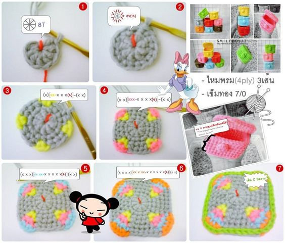 Trapillo and manualidades on pinterest - Manualidades con trapillo ...