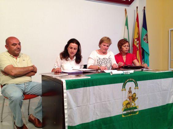Asamblea de la asociación cultural LUGIA