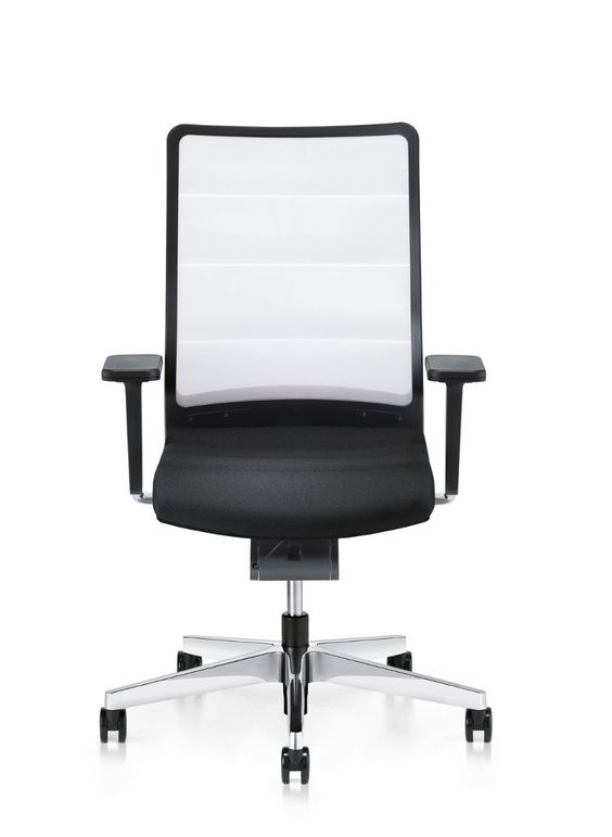 Interstuhl AirPad: Der Bürostuhl als die Synthese der Leichtigkeit.