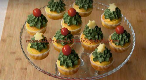 I Menu Di Benedetta Natale.Muffin Salati Ad Alberello Ricetta Benedetta Rossi Da Fatto In Casa Per Voi A Natale Ricetta Muffin Salati Cibo Ricette
